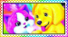 lisa frank cat and dog